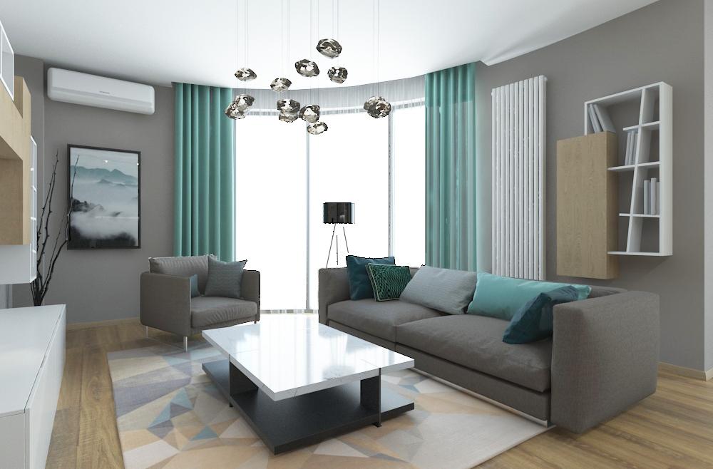 Дизайн квартиры на Антоновича