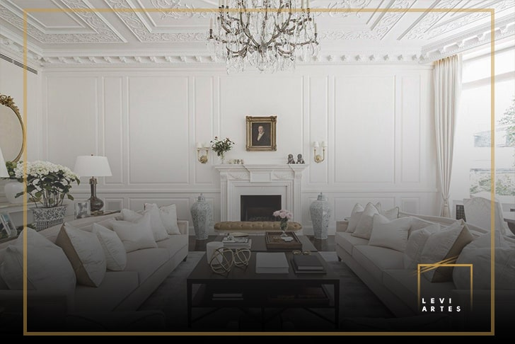 фото мебели классического интерьера
