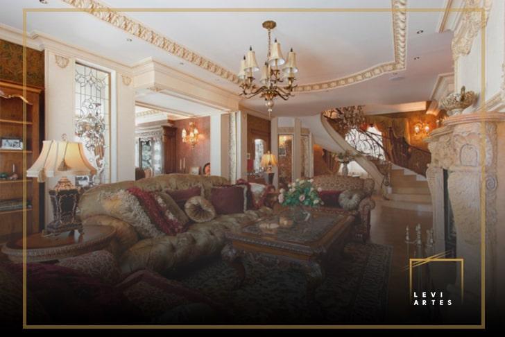 классический стиль в доме