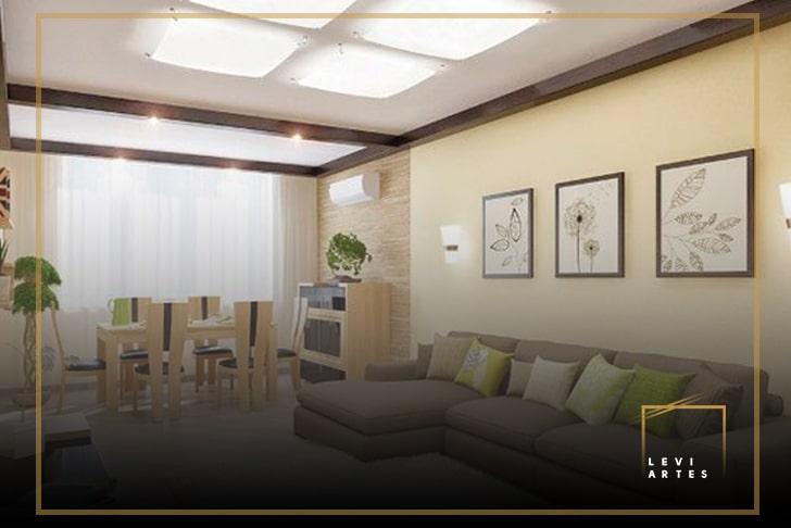 фото эко стиля интерьера квартиры